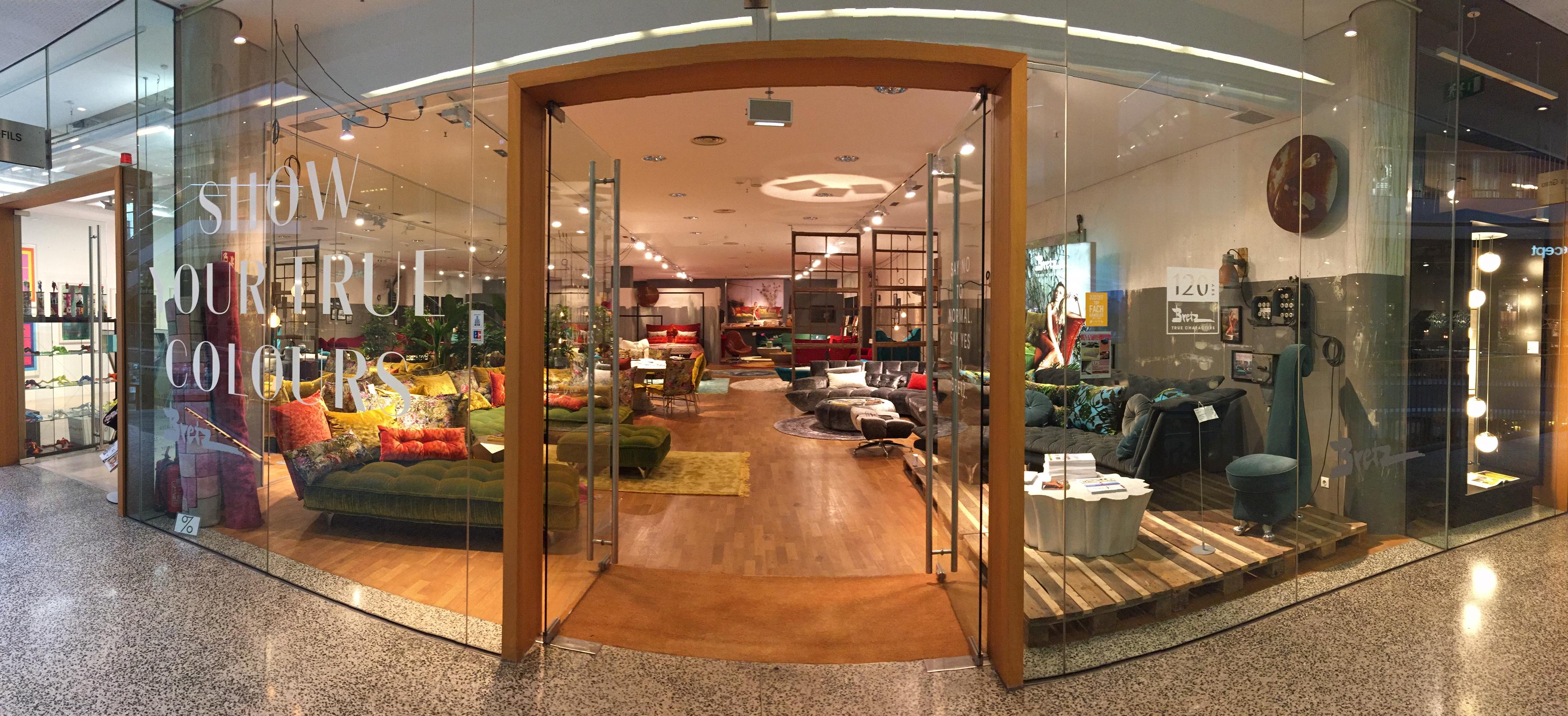 bretz stilwerk bretz store d sseldorf. Black Bedroom Furniture Sets. Home Design Ideas