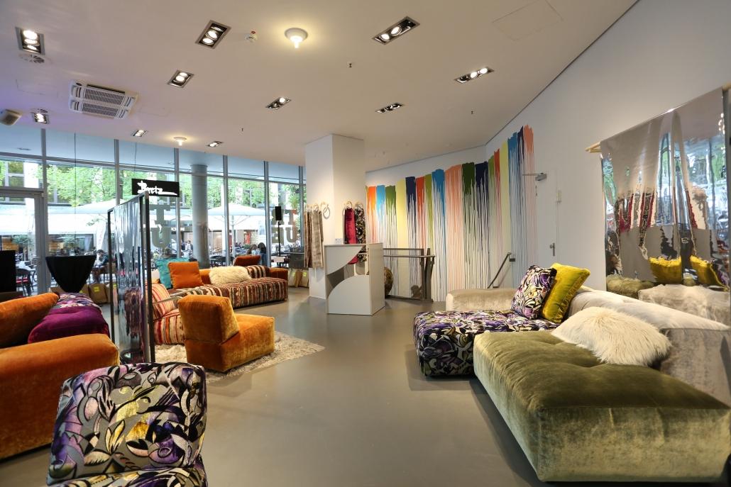 Neueröffnung Des Bretz Flagship Stores Im Düsseldorfer Stilwerk